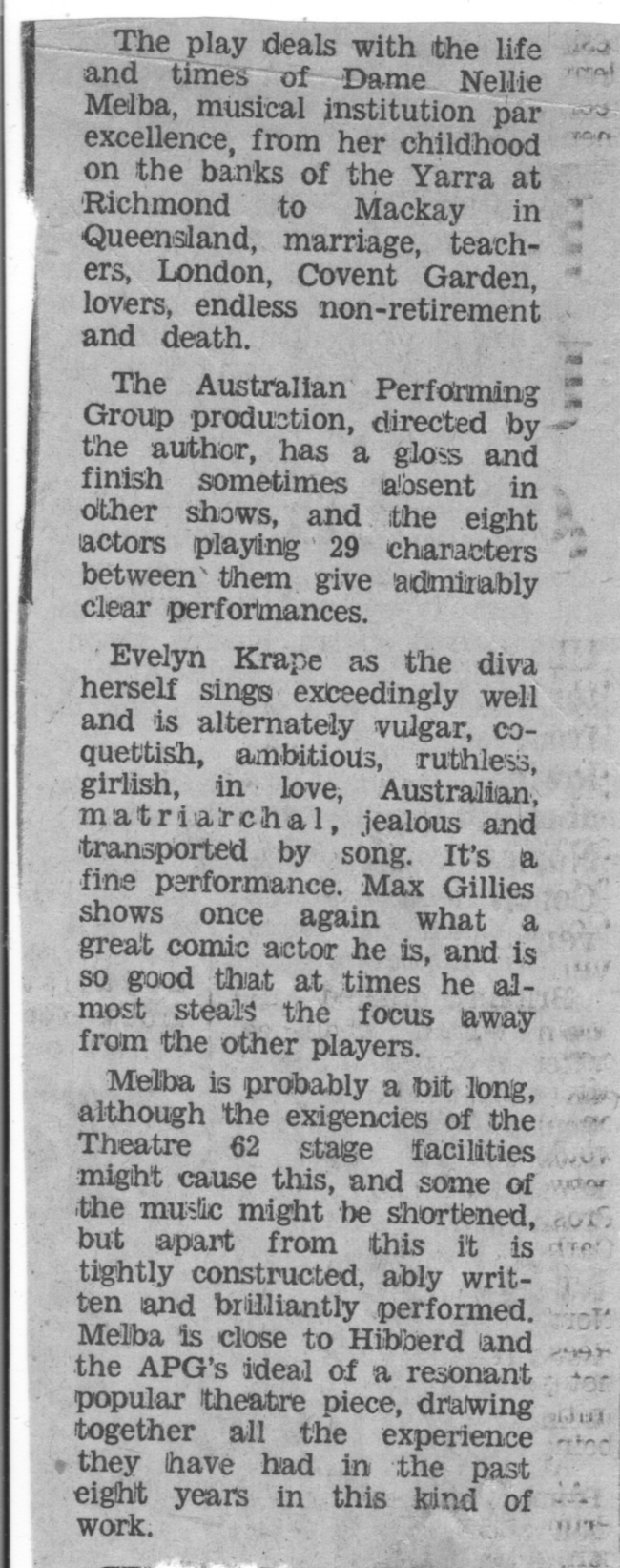 Toast-To-Melba-Adelaide-Review-Hutchinson-8March1976_p2